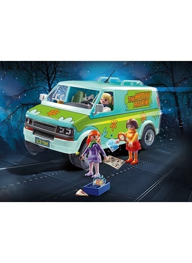 Playmobil Playmobil 70286 Scooby Doo Myster Machine Renkli Renkli